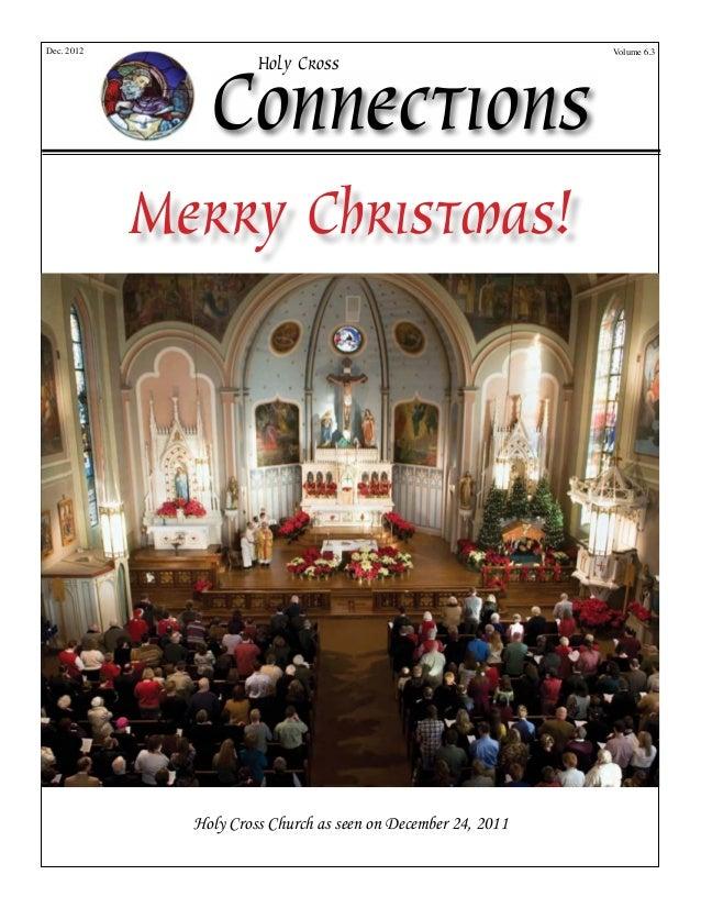 Dec. 2012                                                      Volume 6.3                Connections                      ...
