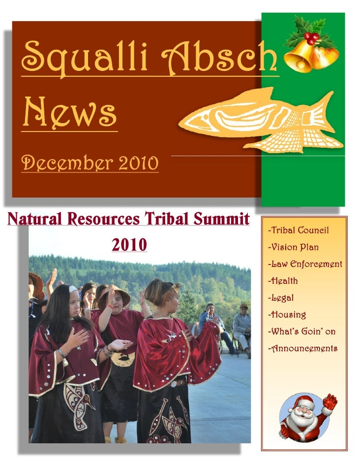 Natural Resources Tribal Summit             2010