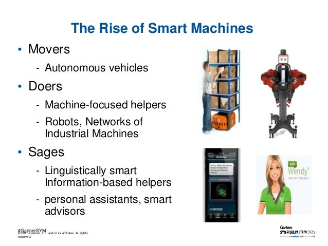 smart machine