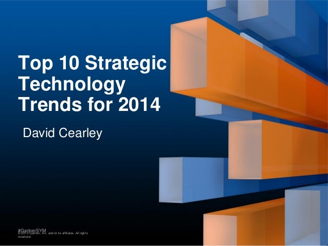 technology trends 2014 Home / news / 2014 / minnesota's top technology trends in 2014 news lists minnesota's top technology trends in 2014 3-d printing, wearable technology gaining ground sponsored by.