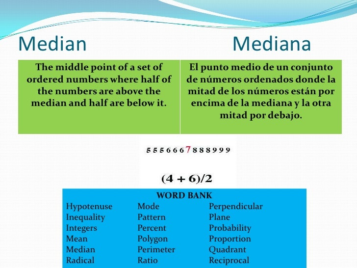 December 2010 1 17 Word Of The Day Math