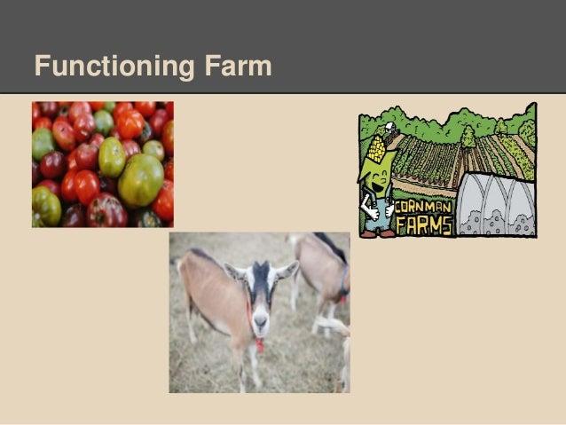 Functioning Farm