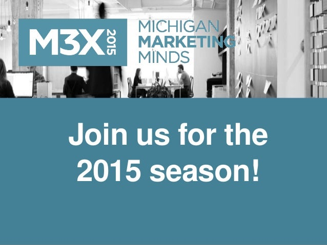 Join us for the  2015 season!  menloinnovations.com/joy/brandwithjoy @menloprez