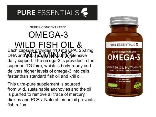 Filtering fish oil fact from fiction for Fish oil recommendations