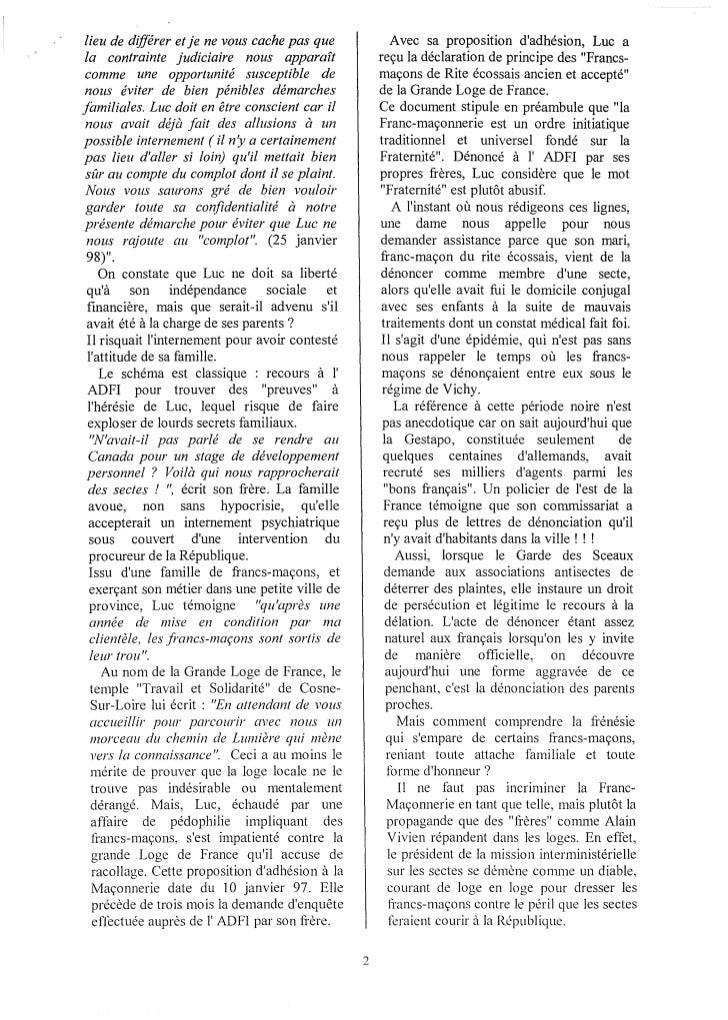 Bulletin de l'Omnium décembre 1999 Slide 2
