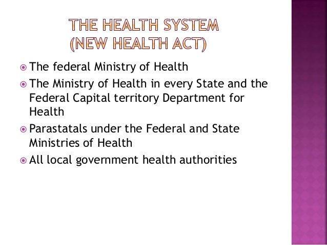 devolution of health services The influence of devolution in strategy implementation of health care services in kenya: a case study of embu county.