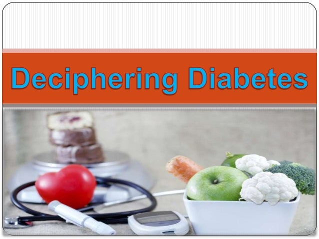 Diabetes is a lifetime ailment that makes an individual's blood glucose or sugar level to be too high. Diabetes is of two ...