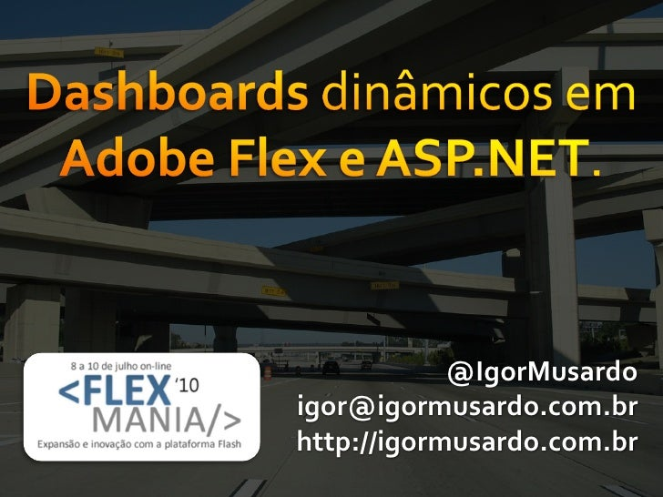 @IgorMusardo igor@igormusardo.com.br http://igormusardo.com.br