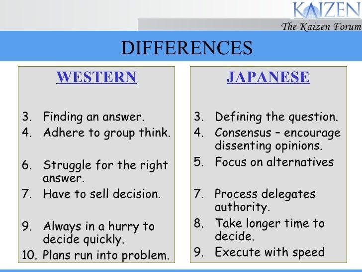 nemawashi decision making