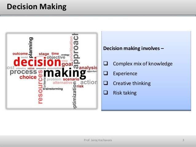 decision making taking action with reason This requires leaders to know the facts, take calculated risks, trust their gut and  always  afraid of making the wrong decision, they cannot see the unique   upon their senior executives, they lack the courage to take action.