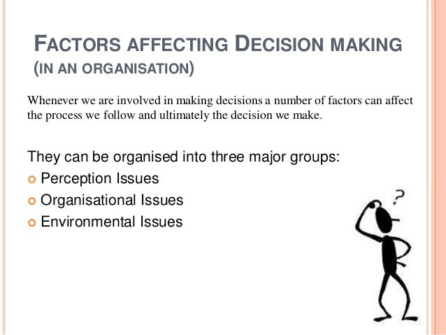 Factors influencing ipo decision