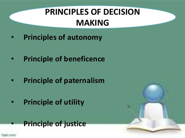 the basics of family decision making The internal family systems model outline  i basic assumptions of the ifs model  the parts will provide input to the self but will respect the leadership and.