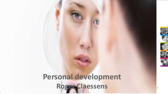 Personal development Roger Claessens 1