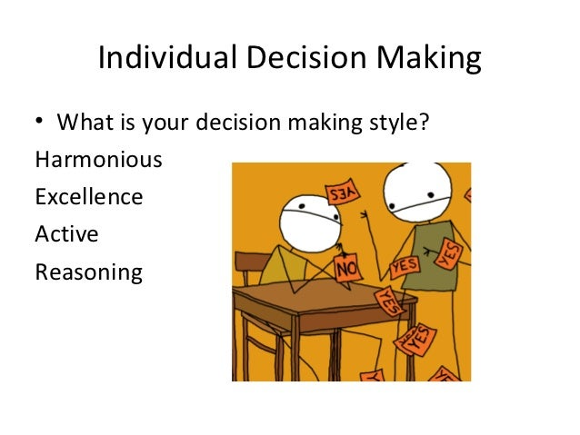 Thoughts on Leadership: How Important is Decision-Making?
