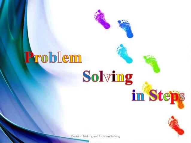 symptom problem and problem solving processes Root cause problem solving the objective in root cause problem solving is to discover the points of leverage where patterns of behavior originate and can be changed the challenge lies in being able to distinguish between problem symptoms and problem causes.