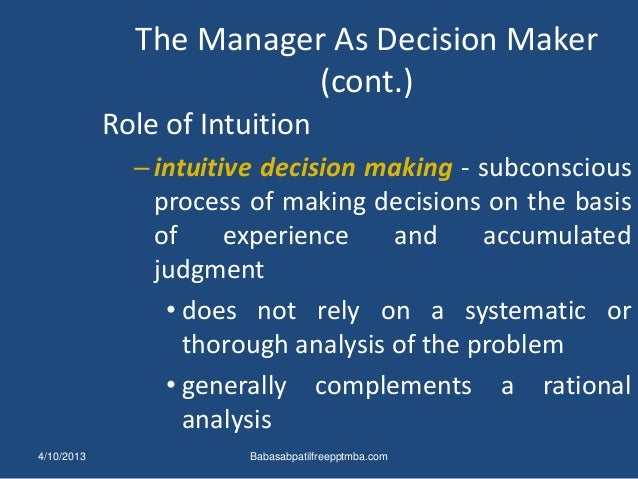 paramaters of ethical decision making Parameters of ethical decision making overview: evaluate different approaches to ethical decision making then, choose one of them to apply to an ethical issue you have identified.