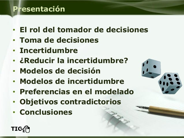 Decision theory   decision tree Slide 3