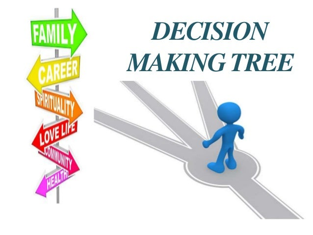 how to build a decision tree