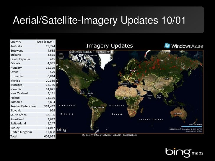 aerialsatellite imagery updates 1001