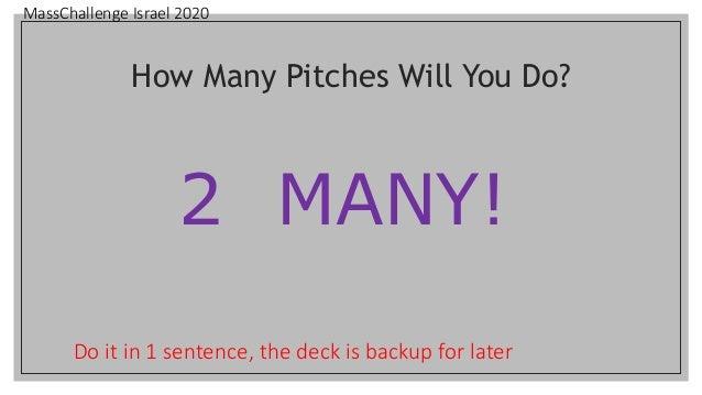 Decks Matter, And Other startup Font Tales Slide 3