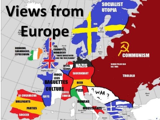 Views fromEurope
