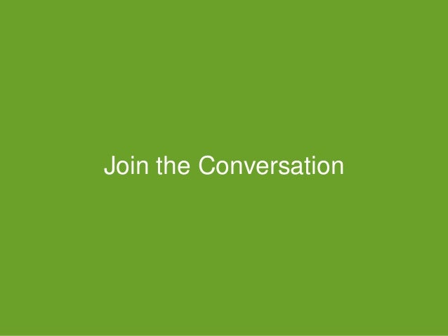 #GDChat Join the Conversation
