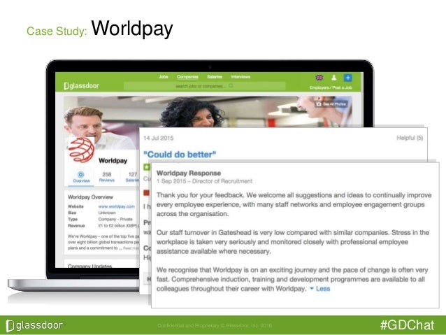 #GDChat Case Study: Worldpay