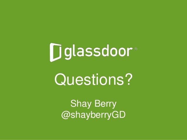 #GDChat Questions? Shay Berry @shayberryGD