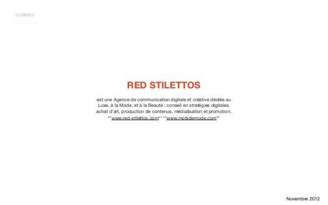 Deck x Red Stilettos Slide 2