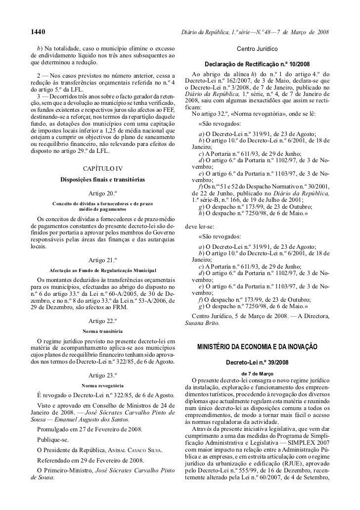 1440                                                           Diário da República, 1.ª série — N.º 48 — 7 de Março de 200...