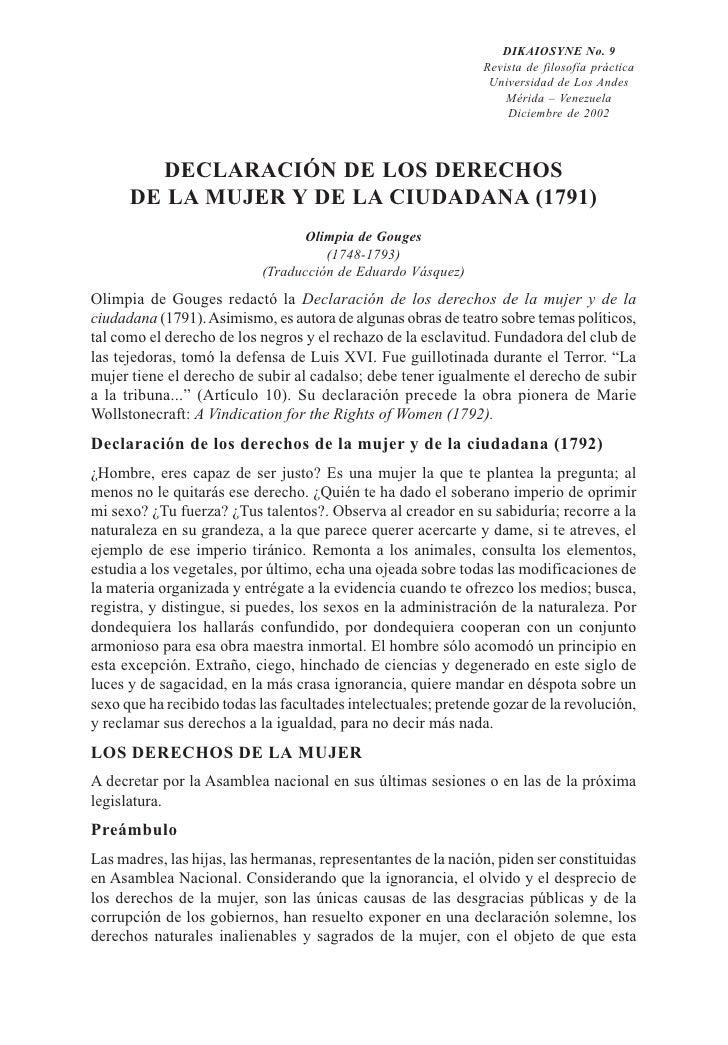 DIKAIOSYNE No. 9                                                               Revista de filosofía práctica              ...