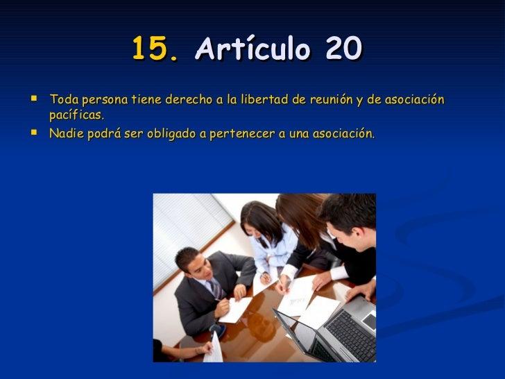 articulo 16 derechos humanos yahoo dating