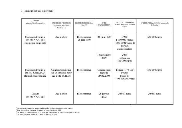 Declaration patrimoine-ayrault Slide 2
