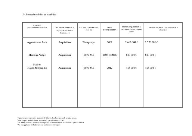 Declaration patrimoine-fabius Slide 2