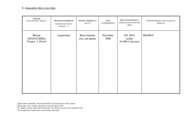 Declaration patrimoine-le-drian Slide 2