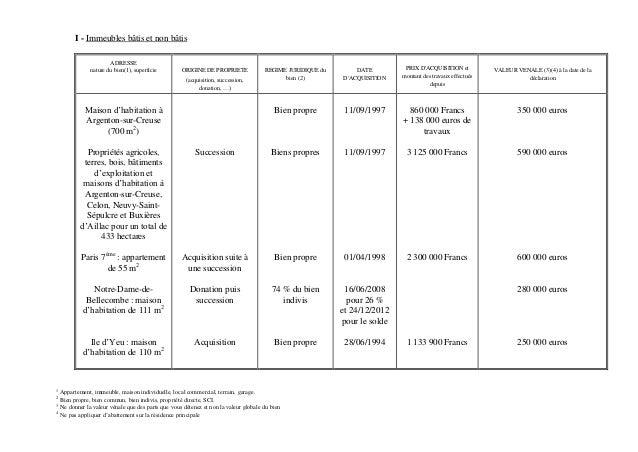 Declaration patrimoine-sapin Slide 2