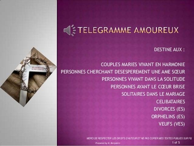 Declaration Damour