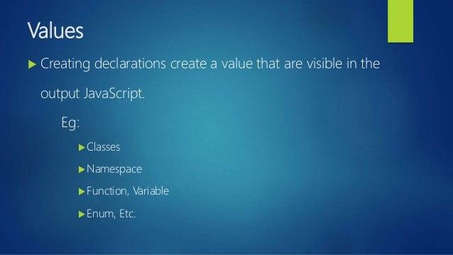 Declaration merging | Typescript