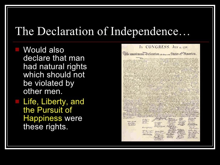 Thomas jefferson owned slaves at the time of declaration of independence