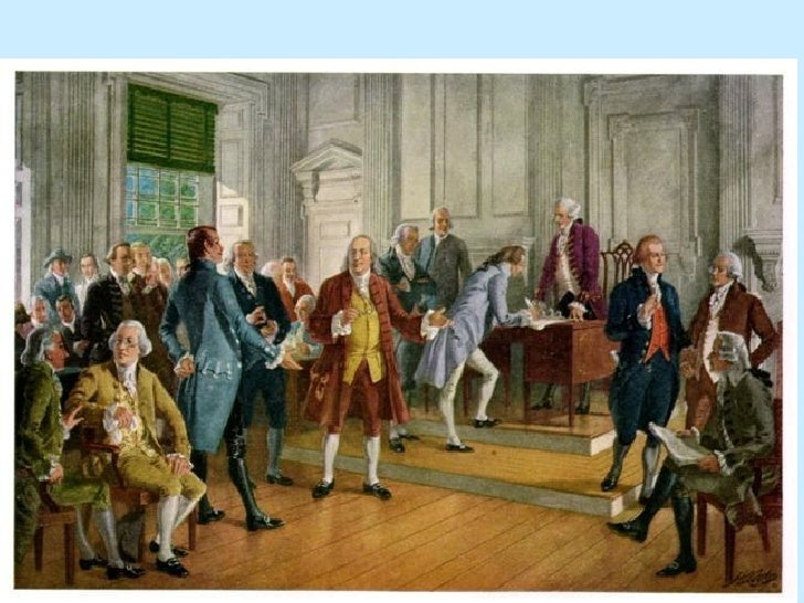 Seven parts of the Declaration               1. Reason               2. Self evident truths               3. Purpose of   ...