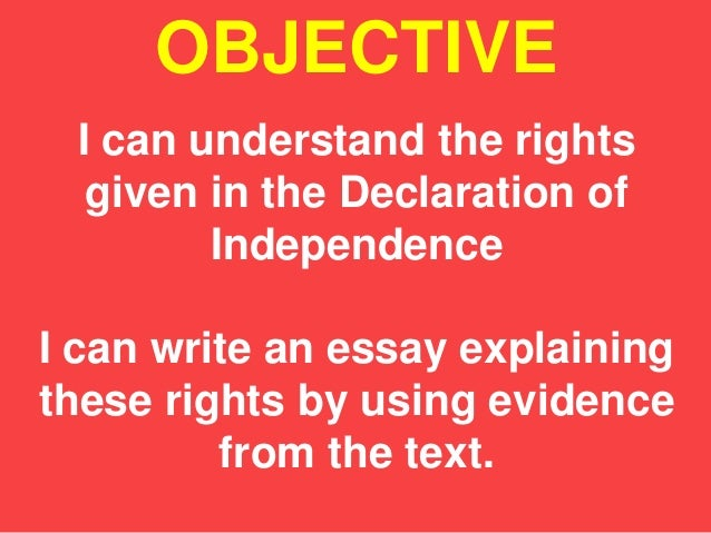 an essay on the declaration of language An essay on the declaration of language pages 3 words 796 view full essay more essays like this: course of human language, declaration of language, use of slang.