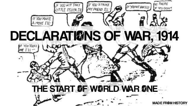 causes of world war 1 essay ks3 Four steps to war june-aug 1914 no war caused by inadvertence, but instead a world war caused by a fearful set of elite statesmen and rulers essay.
