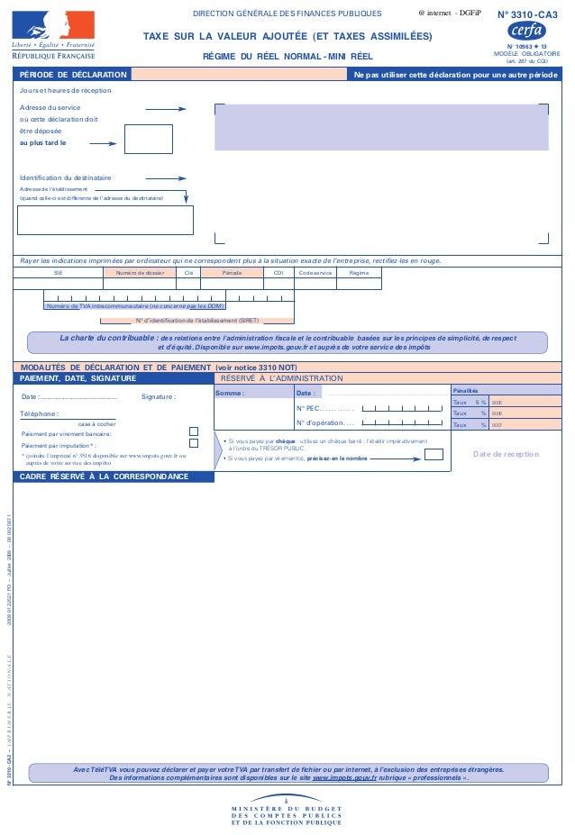 formulaire n 3519