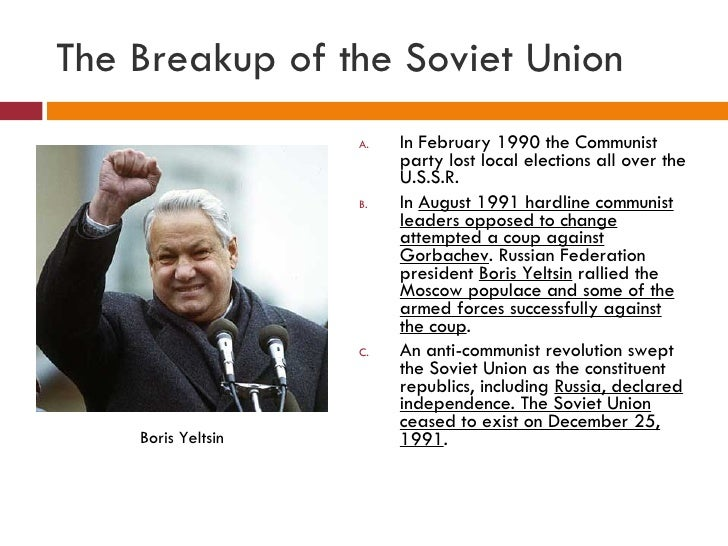 the downfall of communism in eastern and central europe The 1989 revolutions in central and eastern europe: from communism to pluralism.