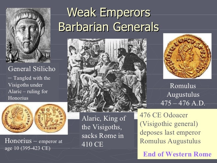 christianity and the decline of rome Here is a brief list of internal causes for the fall of rome (causes from within the roman empire): christianity was less tolerant of other cultures and religions.