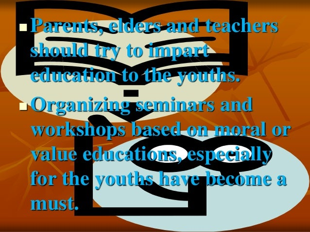 an essay on sex education and its importance on youth Exemplification essay: sex education in that it is very important to incorporate sexual education into sex education could teach young people.