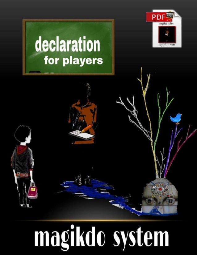 P5- Declaration of representation player