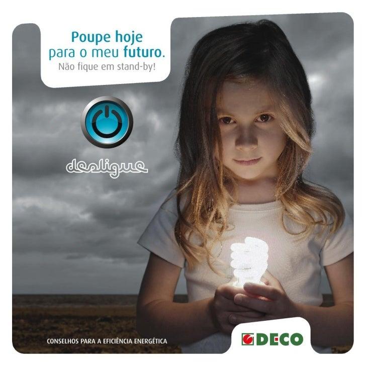 DECO - Conselhos para a eficiência energética