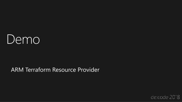 知っていると得をする Azure Cloud Shell上での実行は認証作業不要 Azure VMでMSI認証可能 Visual Studio Codeプラグイン vscode-terraform Azure Terraform