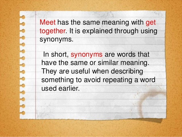 Decoding Meaning Using Synonyms And Antonyms